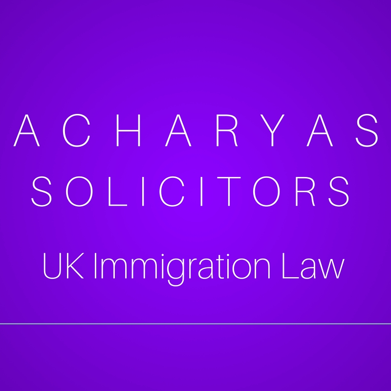 Acharyas Solicitors
